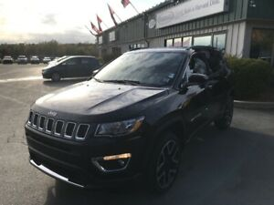 2017 Jeep Compass Limited CLEAN CARFAX/ONE OWNER/BACKUP CAMER...