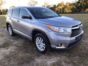 2014 Toyota Kluger 50R 7 Seater Wagon $27500 Murarrie Brisbane South East Preview