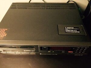 Vintage SONY BETAMAX player recorder Christies Beach Morphett Vale Area Preview