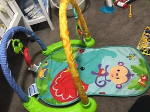 Fisher-Price link and play musical gym $20 Albion Park Rail Shellharbour Area Preview