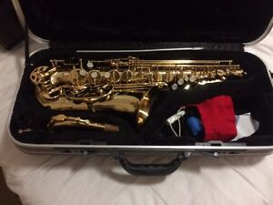 Alto saxophone Camira Ipswich City Preview