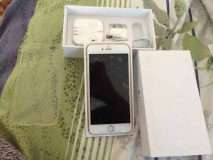 Iphone 6 Plus 128 GB Gold with all Accessories Rockdale Rockdale Area Preview