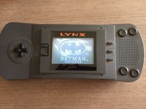 Atari Lynx + 12 game Watsonia Banyule Area Preview