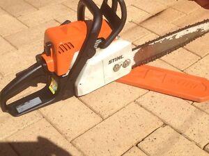Stihl chainsaw ms170 North Perth Vincent Area Preview