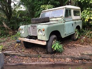 Land Rover Series III Humpty Doo Litchfield Area Preview