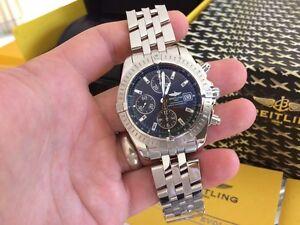BREITLING Chronomat Evolution Chronograph 44mm Automatic Men's Watch