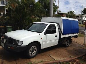 Holden Rodeo 99 Ute Taranganba Yeppoon Area Preview