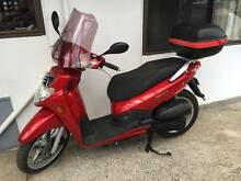 Red Bolwell Scooter excellent condition Claremont Glenorchy Area Preview