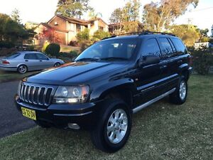 2000 Grand Cherokee Limited V8 Beecroft Hornsby Area Preview