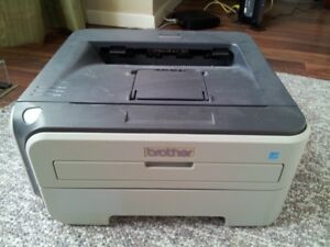 Brother workgroup laser printer