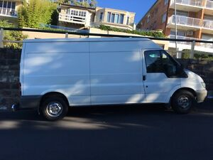 Ford transit for hire Cromer Manly Area Preview