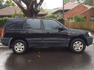 4x4 2002 camper long rego full equipped 5 seats Sydney City Inner Sydney Preview
