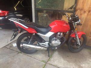 HONDA ,CB125,MOTORCYCLE Pascoe Vale Moreland Area Preview