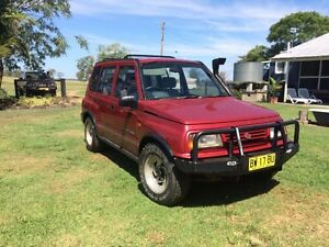 Selling Suzuki vitara Grafton Clarence Valley Preview