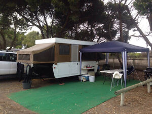 Pop up camper Aldinga Beach Morphett Vale Area Preview
