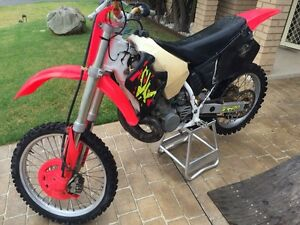 1996 cr 250 Edgeworth Lake Macquarie Area Preview