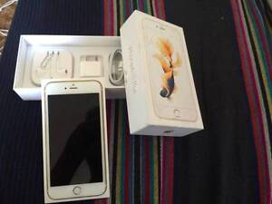 Iphone 6S Plus 16 GB Gold with Accessories Rockdale Rockdale Area Preview