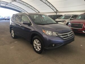 2013 Honda CR-V Touring AWD, SUNROOF, LEATHER, NAVIGATION