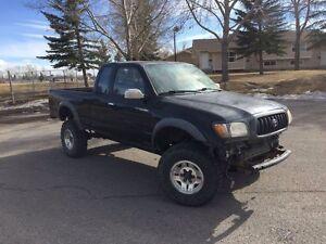 1999 Toyota Tacoma 4500$ obo
