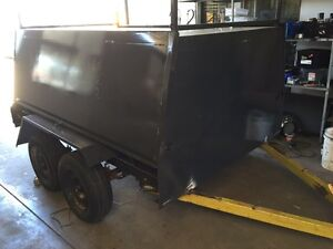 8 x 5 Tandem Tradesmen Trailer with Brakes, New Tyres & LED Lights Gosnells Gosnells Area Preview