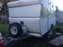 1977 viscount supreme 4x4 caravan with inside shower Port Lincoln Port Lincoln Area Preview