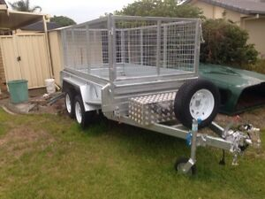 Brand new 9x5 tip trailer Currumbin Gold Coast South Preview
