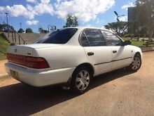 Toyota Corolla Conquest Erskineville Inner Sydney Preview