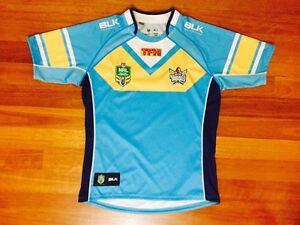 Gold Coast Titans Rugby League Jersey Carlton Kogarah Area Preview