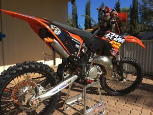 KTM 2010 150 sx $4000 this weekend Two Wells Mallala Area Preview