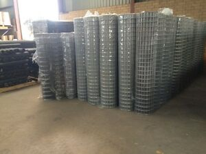Galvanised Welded Wire Mesh And Mesh Sheets Dry Creek Salisbury Area Preview