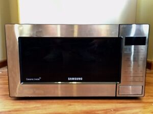 Samsung microwave North Narrabeen Pittwater Area Preview