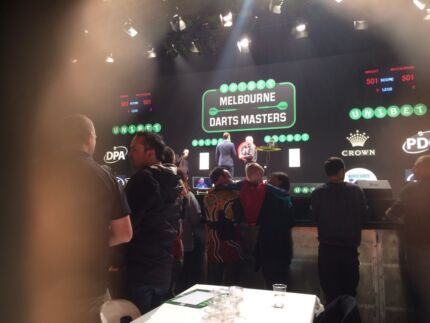 Darts masters finals tickets