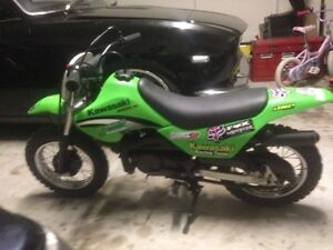 Kawasaki KDX50 Springfield Lakes Ipswich City Preview