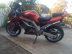 Suzuki sv650s(Low ks) Wynnum Brisbane South East Preview