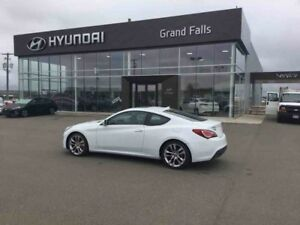 2016 Hyundai Genesis Coupe GT Free delivery in New Brunswick!