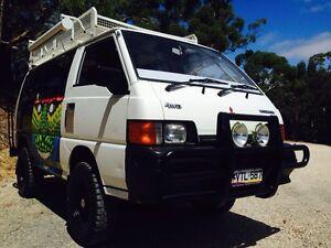 Mitsubishi l300 4wd touring wagon Bridgewater Adelaide Hills Preview