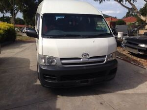 2006 Toyota hiace mini bus. Narre Warren Casey Area Preview