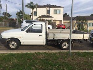 1999 Mazda B2600 Ute Westmead Parramatta Area Preview