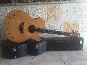 Babicz acoustic guitar Condell Park Bankstown Area Preview