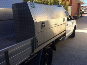 Ute/hilux toolboxes (Toolbox & Trailer) Doubleview Stirling Area Preview