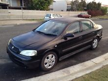 2003 HOLDEN ASTRA AUTO LOW KM'S Taringa Brisbane South West Preview