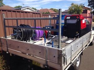 Pressure Cleaner Set Up For Sale Parramatta Parramatta Area Preview