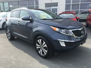2011 Kia Sportage EX AWD Leather, Panoramic Roof, B/U Camera