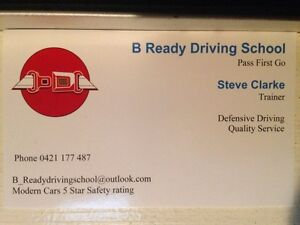 B Ready Driving School Rochedale South Brisbane South East Preview