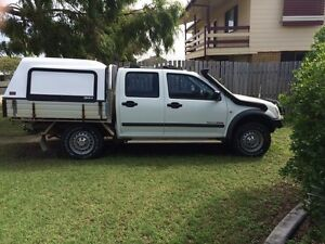 2004 Holden Rodeo 4*4 Zilzie Yeppoon Area Preview