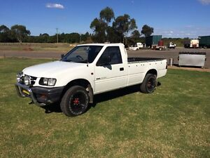 Holden rodeo Pitt Town Hawkesbury Area Preview