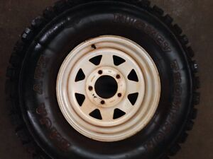 Landcruiser wheel Welshpool Canning Area Preview