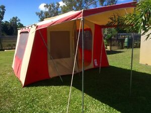 Outdoor tent Bushland Beach Townsville Surrounds Preview
