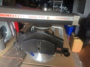 De Walt Radial Arm Saw Sandy Bay Hobart City Preview