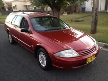1998 Ford Futura Wagon LONG REGO*BACKPACKERS*3 YR WARRANTY Ingleburn Campbelltown Area Preview